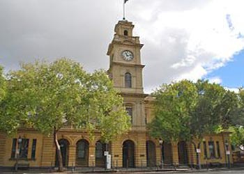 Port Melbourne Town Hall